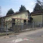 Fassadensanierung des Kindergartens in Gaiberg